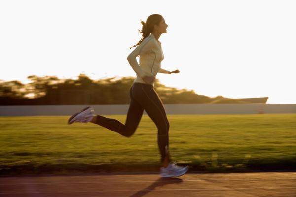 Entraînement running sur piste