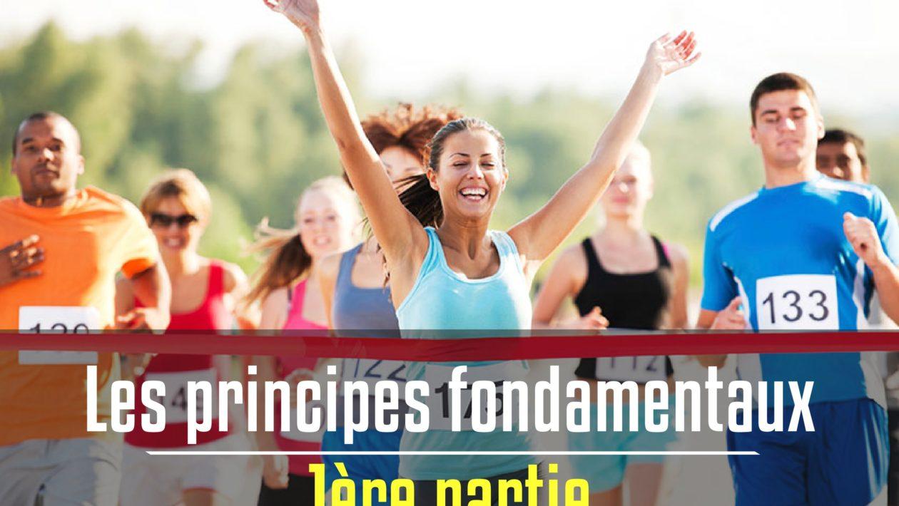 les 10 principes de l'entraînement