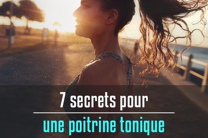 7 secrets pour une poitrine tonique