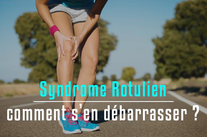 Le syndrome rotulien en running