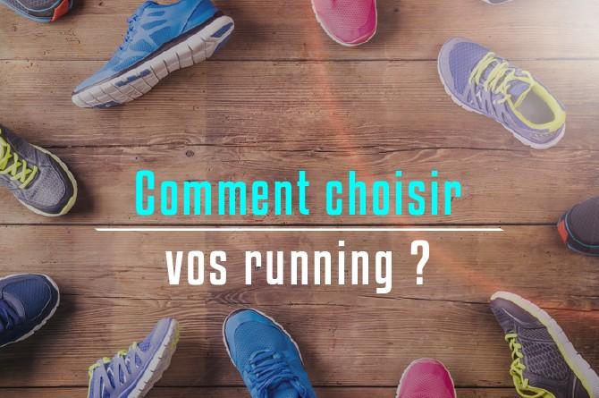 Bien choisir ses chaussures de running