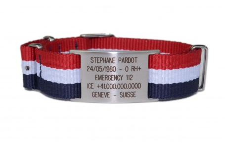 Bracelet identification