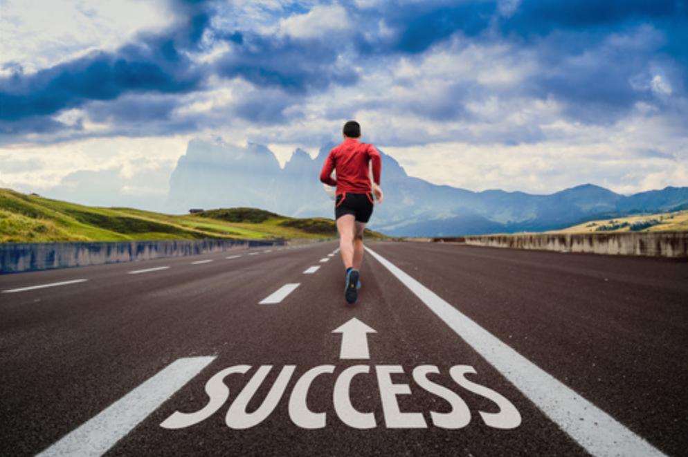 En route vers le succès avec la préparation mentale
