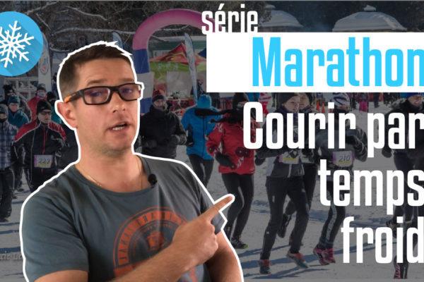 gérer le froid sur marathon
