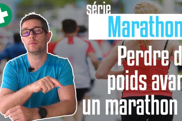 Perdre du poids avant un marathon