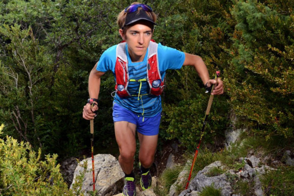 Interdiction des bâtons en trail running