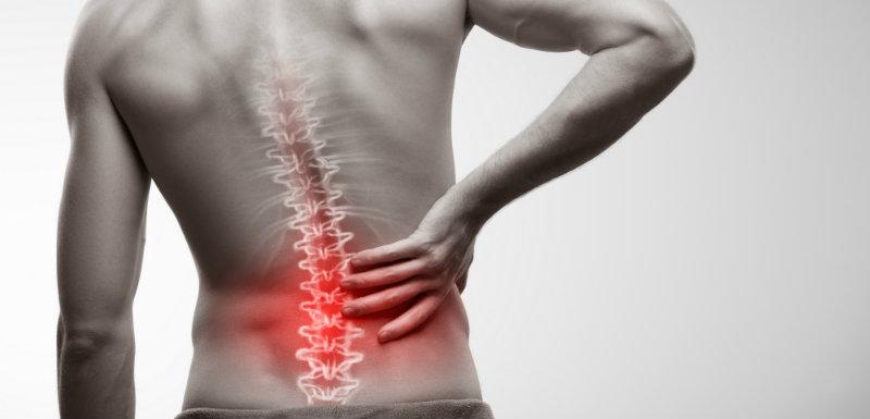 Blessures et anti-inflammatoires : la lombalgie